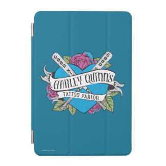 Suicide Squad | Harley Quinn's Tattoo Parlor Heart iPad Mini Cover