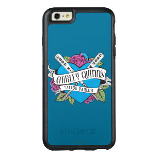 Suicide Squad | Harley Quinn's Tattoo Parlor Heart OtterBox iPhone 6/6s Plus Case