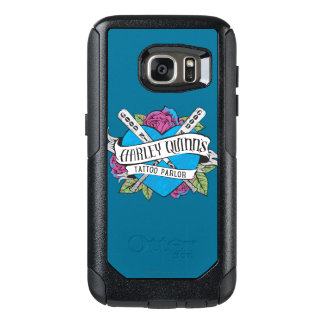 Suicide Squad | Harley Quinn's Tattoo Parlor Heart OtterBox Samsung Galaxy S7 Case