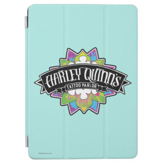Suicide Squad | Harley Quinn's Tattoo Parlor Lotus iPad Air Cover