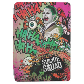 Suicide Squad | Joker Character Graffiti iPad Air Cover