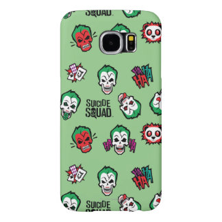 Suicide Squad | Joker Emoji Pattern