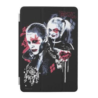 Suicide Squad | Joker & Harley Painted Graffiti iPad Mini Cover