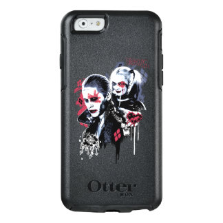 Suicide Squad | Joker & Harley Painted Graffiti OtterBox iPhone 6/6s Case
