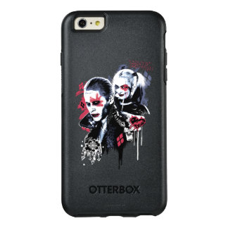Suicide Squad | Joker & Harley Painted Graffiti OtterBox iPhone 6/6s Plus Case