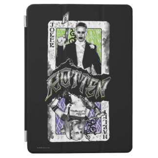 Suicide Squad | Joker & Harley Rotten iPad Air Cover