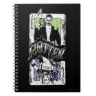 Suicide Squad | Joker & Harley Rotten Notebook