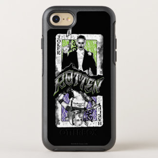 Suicide Squad | Joker & Harley Rotten OtterBox Symmetry iPhone 8/7 Case