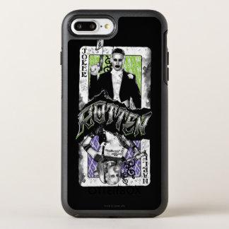 Suicide Squad | Joker & Harley Rotten OtterBox Symmetry iPhone 8 Plus/7 Plus Case