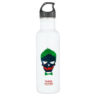 Suicide Squad | Joker Head Icon 710 Ml Water Bottle