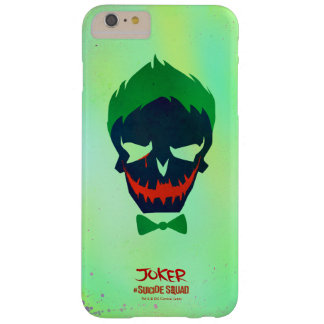 Suicide Squad | Joker Head Icon Barely There iPhone 6 Plus Case