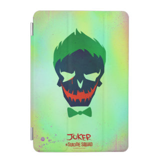 Suicide Squad | Joker Head Icon iPad Mini Cover