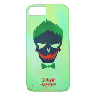 Suicide Squad | Joker Head Icon iPhone 8/7 Case