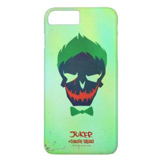 Suicide Squad | Joker Head Icon iPhone 8 Plus/7 Plus Case