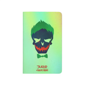Suicide Squad | Joker Head Icon Journal