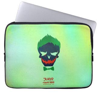 Suicide Squad | Joker Head Icon Laptop Sleeve