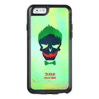 Suicide Squad | Joker Head Icon OtterBox iPhone 6/6s Case