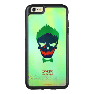Suicide Squad | Joker Head Icon OtterBox iPhone 6/6s Plus Case