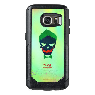 Suicide Squad | Joker Head Icon OtterBox Samsung Galaxy S7 Case