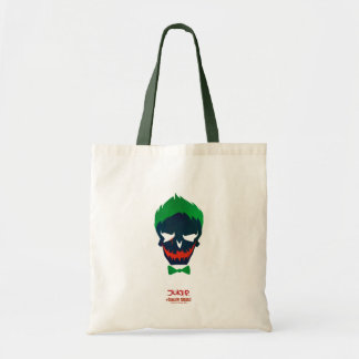 Suicide Squad | Joker Head Icon Tote Bag