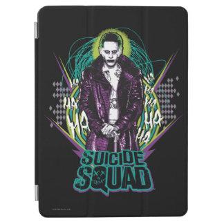 Suicide Squad | Joker Retro Rock Graphic iPad Air Cover
