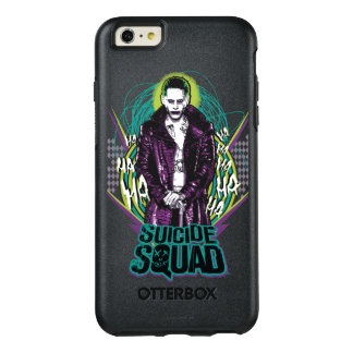 Suicide Squad | Joker Retro Rock Graphic OtterBox iPhone 6/6s Plus Case