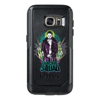 Suicide Squad | Joker Retro Rock Graphic OtterBox Samsung Galaxy S7 Case