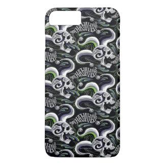 Suicide Squad   Joker Skull - Haha iPhone 7 Plus Case
