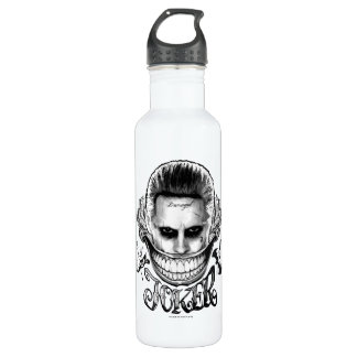 Suicide Squad | Joker Smile 710 Ml Water Bottle