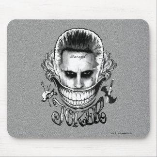 Suicide Squad | Joker Smile Mouse Pad
