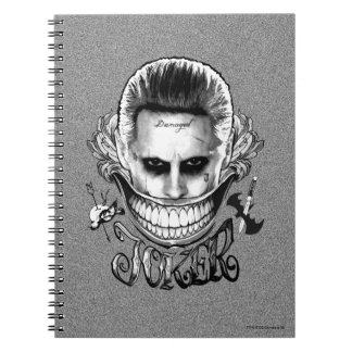 Suicide Squad | Joker Smile Notebooks
