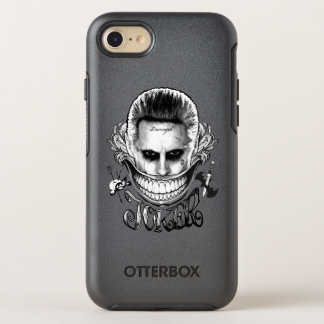 Suicide Squad | Joker Smile OtterBox Symmetry iPhone 8/7 Case