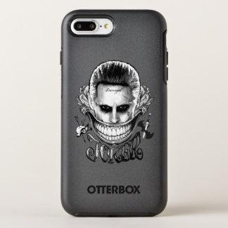 Suicide Squad | Joker Smile OtterBox Symmetry iPhone 8 Plus/7 Plus Case