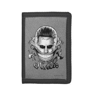 Suicide Squad | Joker Smile Trifold Wallet