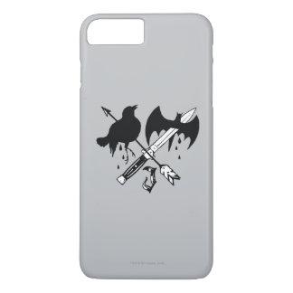 Suicide Squad   Joker Symbol iPhone 7 Plus Case