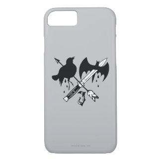 Suicide Squad   Joker Symbol iPhone 8/7 Case