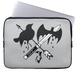 Suicide Squad | Joker Symbol Laptop Sleeve