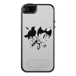 Suicide Squad | Joker Symbol OtterBox iPhone 5/5s/SE Case