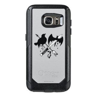 Suicide Squad | Joker Symbol OtterBox Samsung Galaxy S7 Case