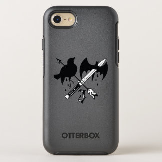 Suicide Squad | Joker Symbol OtterBox Symmetry iPhone 8/7 Case