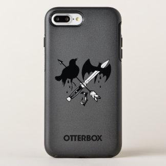 Suicide Squad | Joker Symbol OtterBox Symmetry iPhone 8 Plus/7 Plus Case