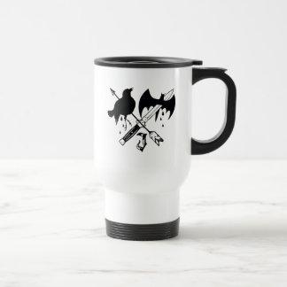 Suicide Squad | Joker Symbol Travel Mug