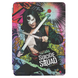 Suicide Squad | Katana Character Graffiti iPad Air Cover