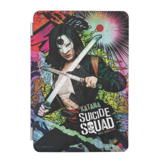 Suicide Squad | Katana Character Graffiti iPad Mini Cover