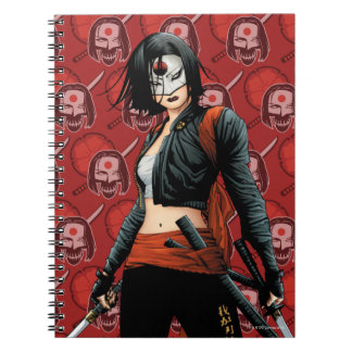 Suicide Squad | Katana Comic Book Art