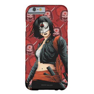 Suicide Squad | Katana Comic Book Art Barely There iPhone 6 Case