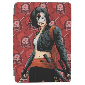 Suicide Squad | Katana Comic Book Art iPad Air Cover