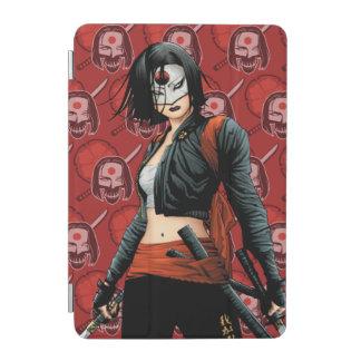 Suicide Squad | Katana Comic Book Art iPad Mini Cover
