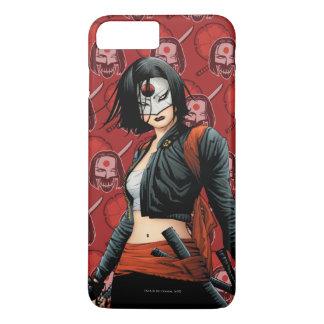 Suicide Squad | Katana Comic Book Art iPhone 8 Plus/7 Plus Case