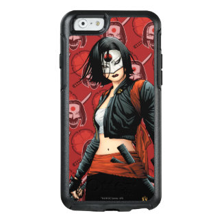 Suicide Squad | Katana Comic Book Art OtterBox iPhone 6/6s Case